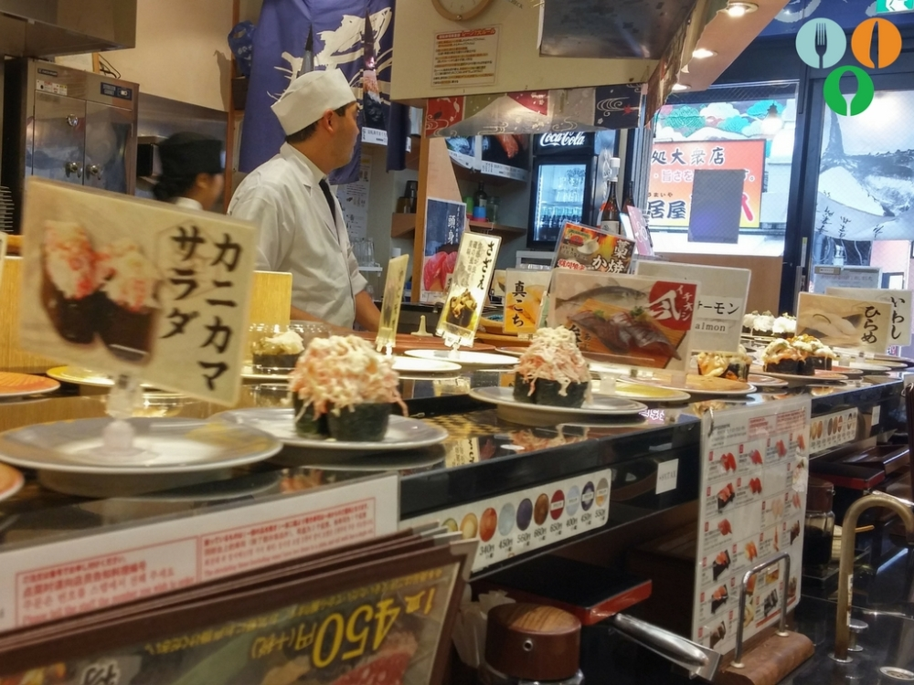 CUR - Sushi Kaiten
